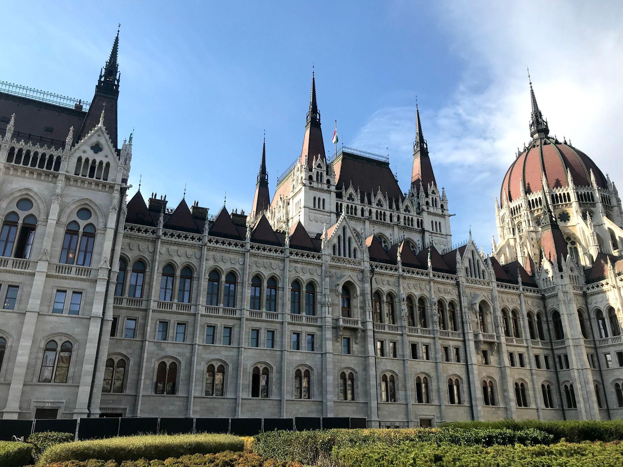 Заметки о Будапеште (Венгрия)